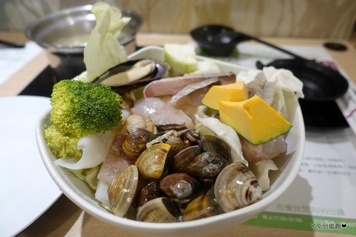 旭品海鮮涮涮鍋