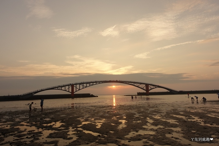 觀音亭夕陽