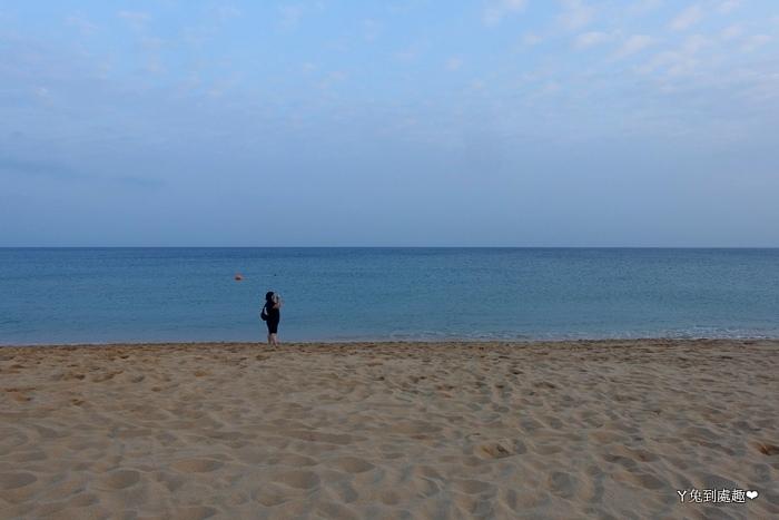 超美的山水沙灘