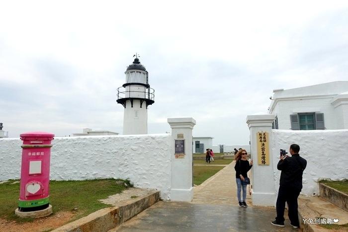 漁翁島燈塔(西嶼燈塔)