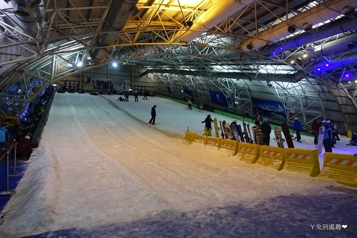 小叮噹室內滑雪場2