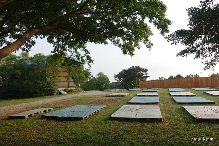 小叮噹科學主題樂園 露營區
