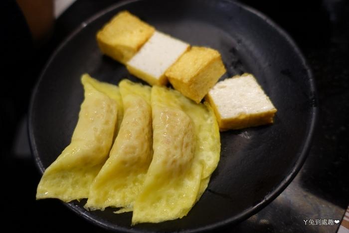 蛋餃/魚豆腐