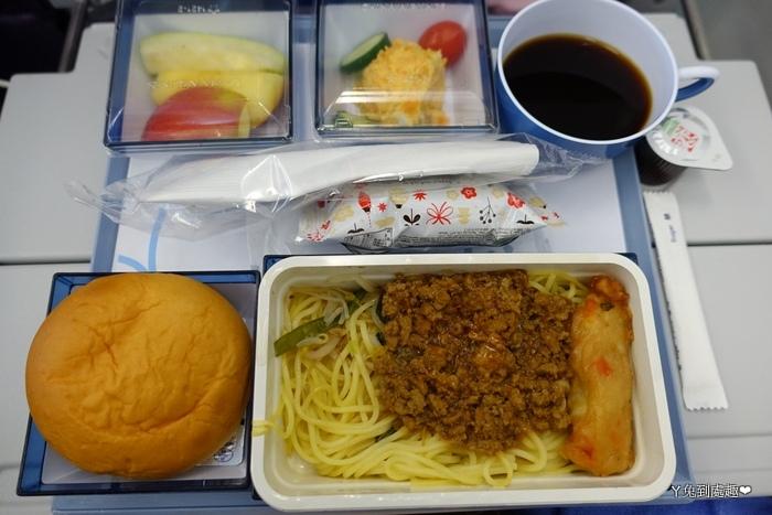 中華航空飛機餐