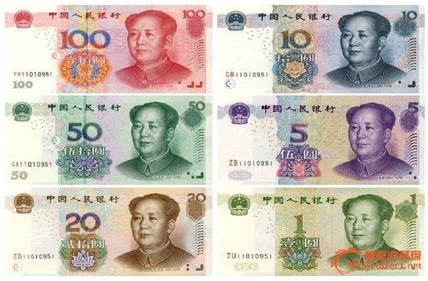 人民幣幣值