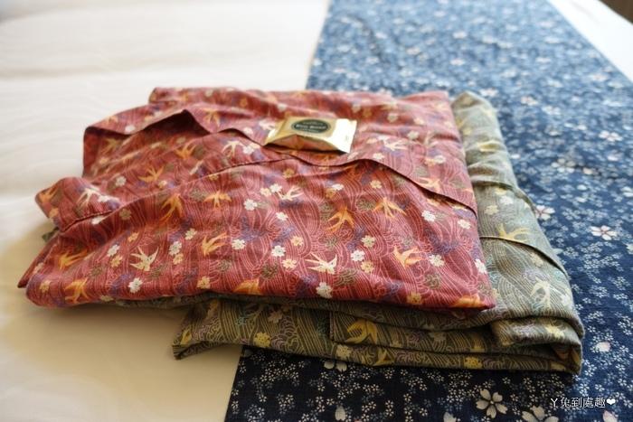 手工編織浴衣