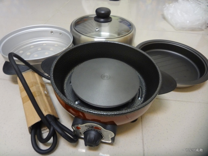 可利亞三用料理鍋
