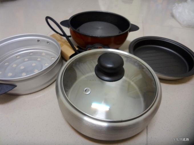 三用料理鍋
