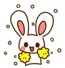 ㄚ兔到處趣 LINE貼圖5