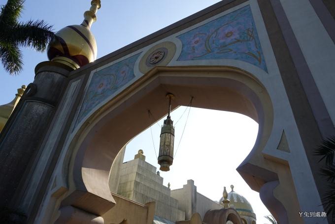 阿拉伯皇宮區