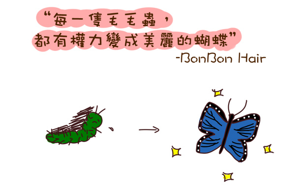 Bon Bon Hair 簡介