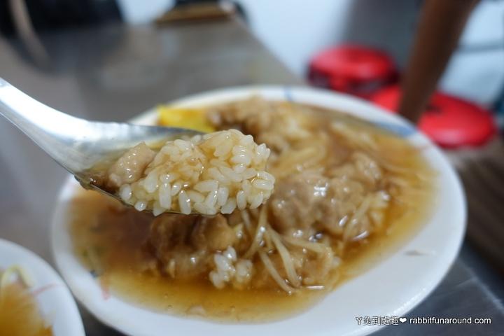 香菇肉羹飯