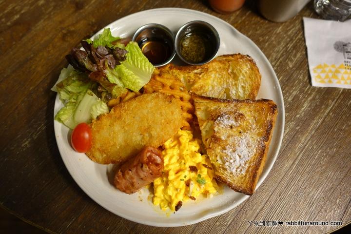 台北早午餐