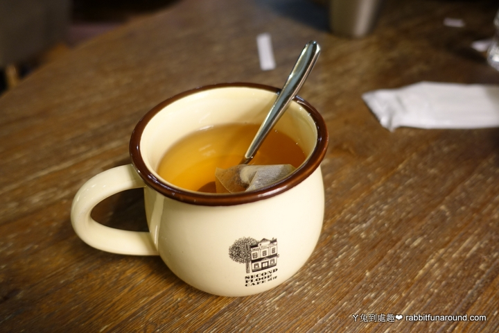 檸檬果萊姆茶