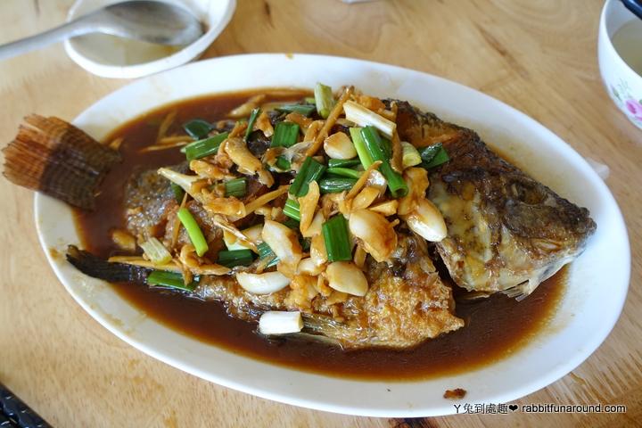 紅燒福壽魚 200元
