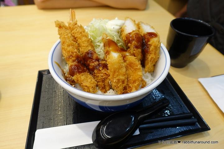 吉豚海鮮丼