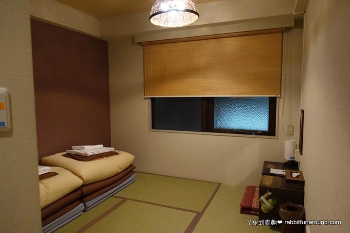 日式雙床間 - 帶私人浴室