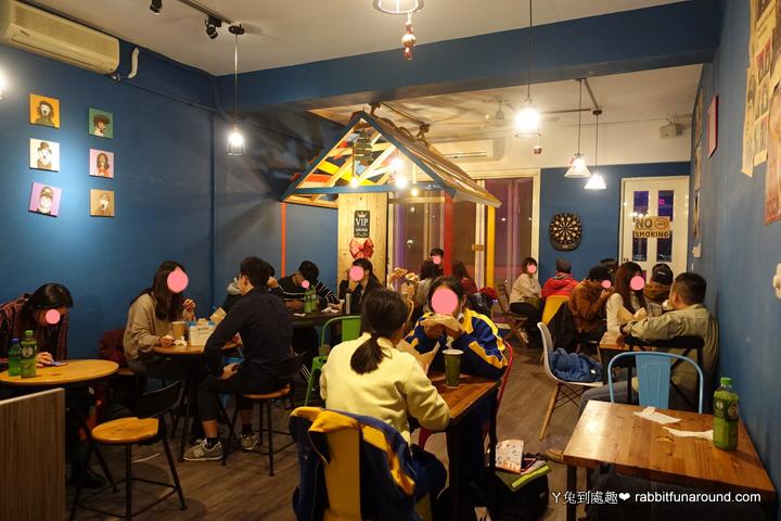 happy ending 用餐環境