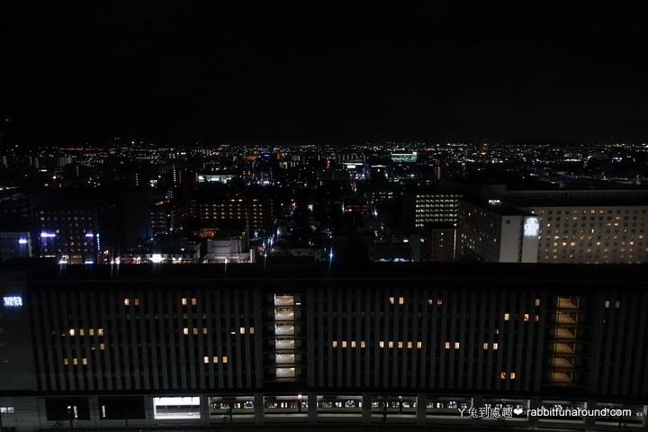 京都車站夜景