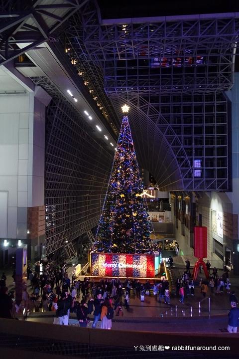 京都聖誕樹