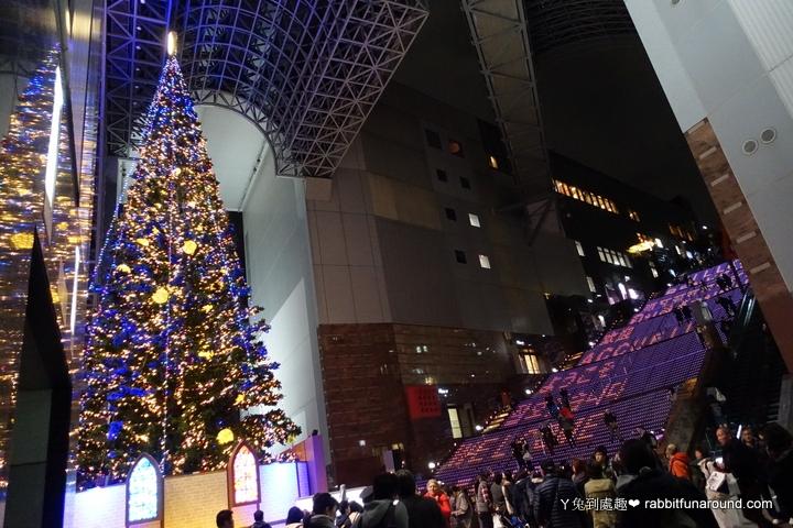 京都車站聖誕節