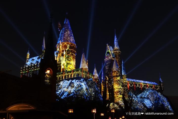 霍格華茲魔法之夜