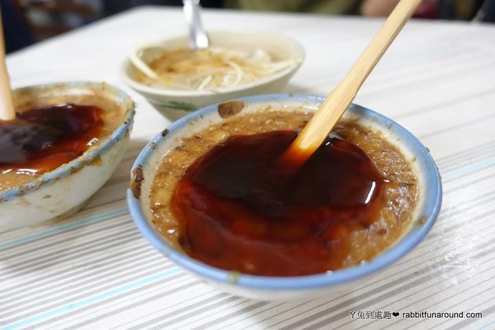 國華街美食 一味品碗粿
